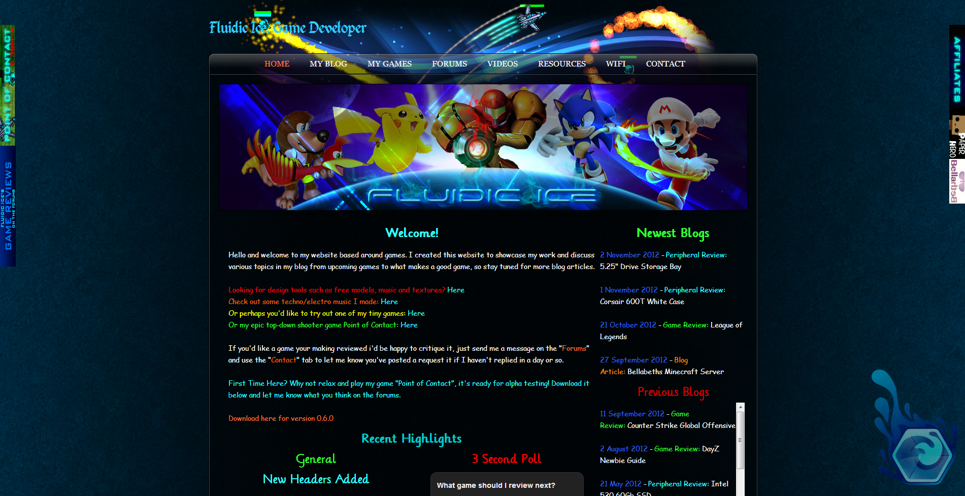 Website Version 2