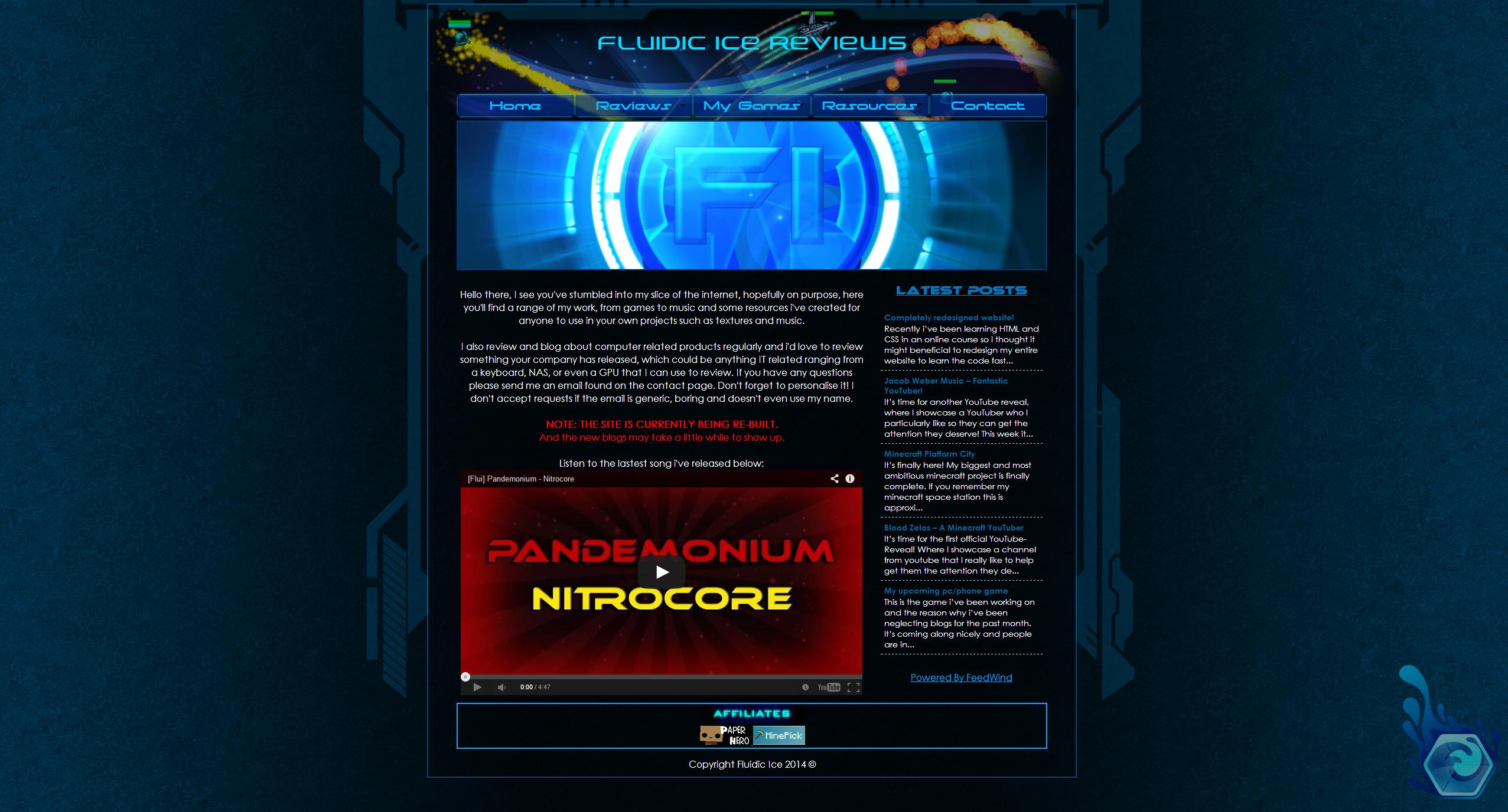 Website Version 3