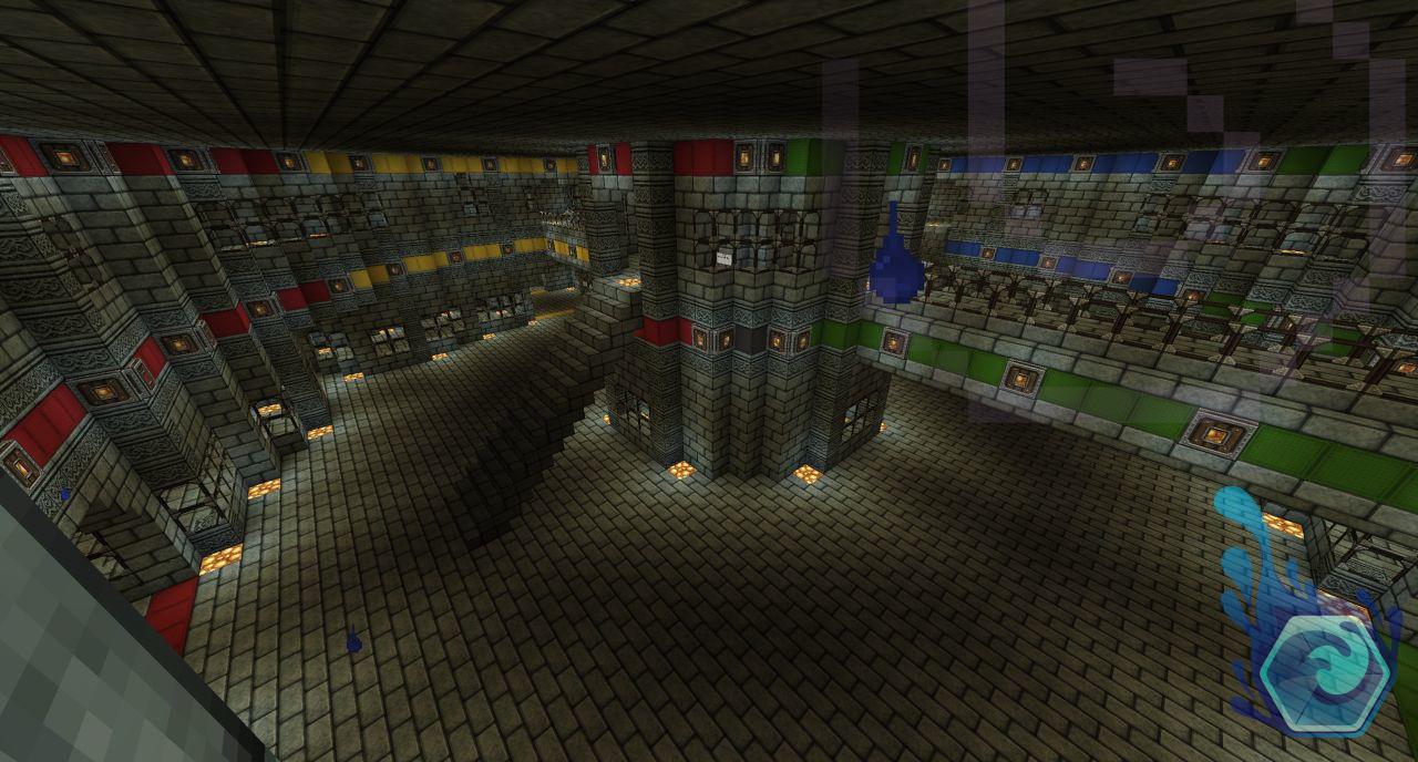 Minecraft Platform City