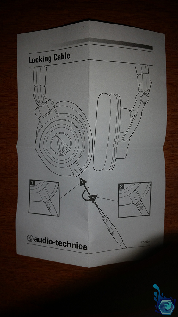 Audio Technica m50x Headphones