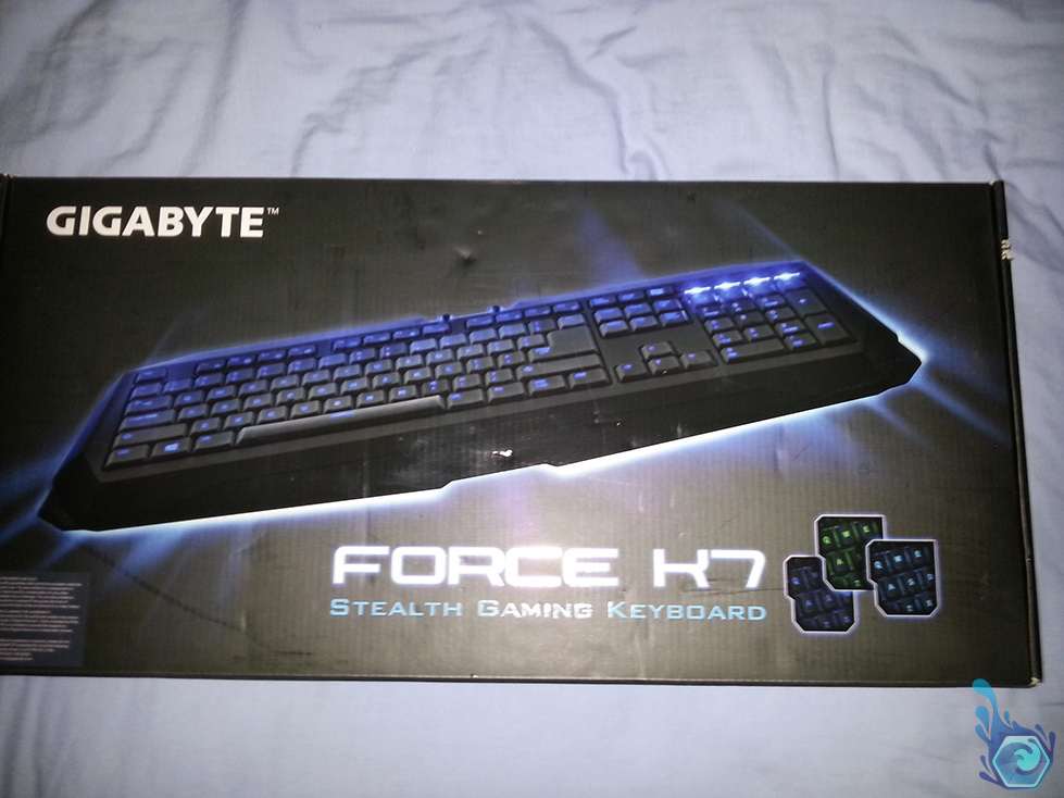 Gigabyte Force K7 Keyboard